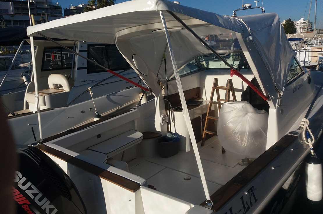 Tapicería náutica p3